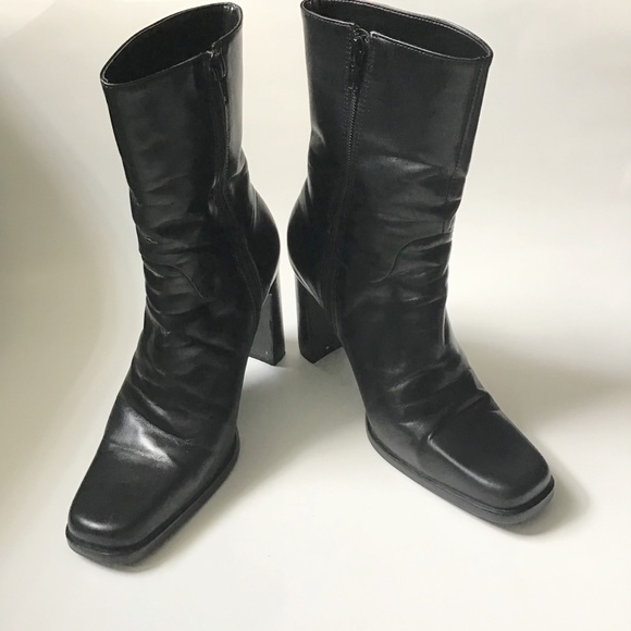 Square Toe Boot Zullor   Poshmark